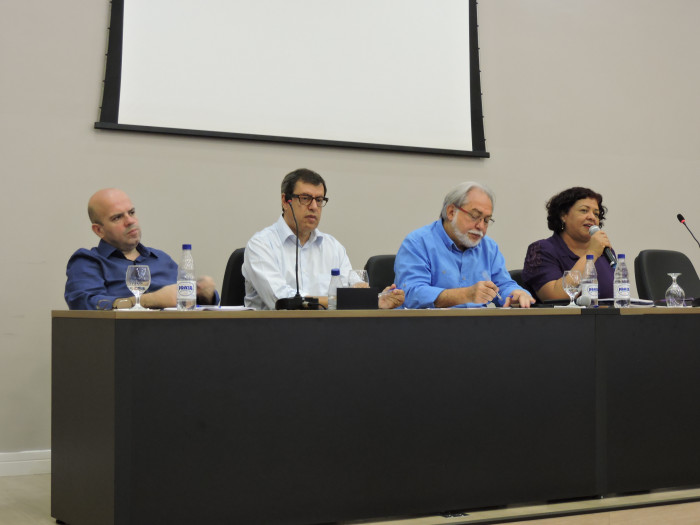 Imagem:Coletivo Jurídico da Contraf-CUT debate sobre os impactos da reforma trabalhista
