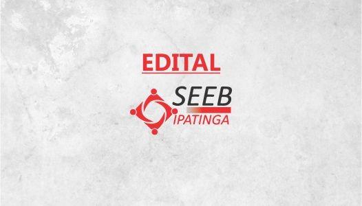 Imagem:Edital Assembleia Geral Extraordinária
