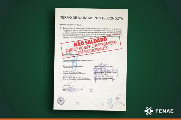 Imagem:Funcef inicia equacionamento do Não Saldado em 20 de março