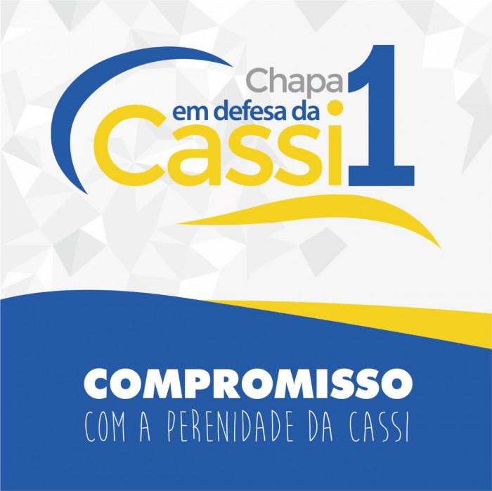 Imagem:SEEB Ipatinga apoia a Chapa 1- Em Defesa da Cassi