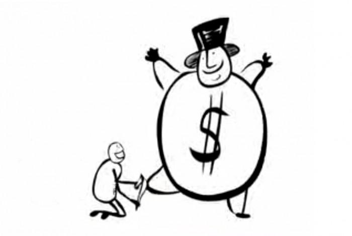 Imagem:Bancos foram os maiores beneficiados com o Refis