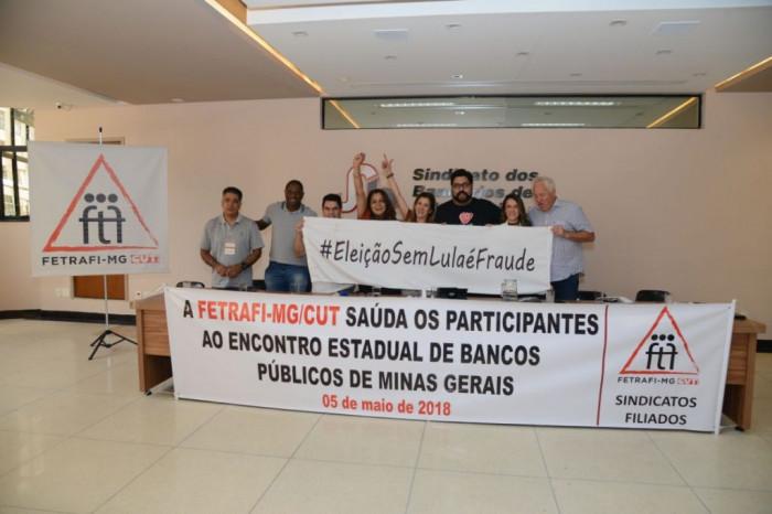 Imagem:Bancos Públicos realizam Encontro Estadual em MG