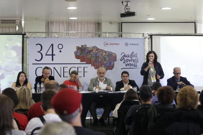 Imagem:Delegados do 34° Conecef reiteram posição histórica em defesa da Funcef e de seus participantes