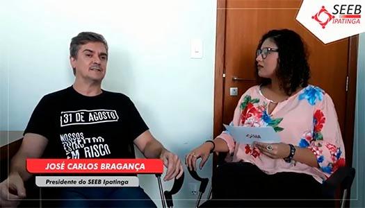 Imagem:TV SEEB: Campanha Nacional 2018