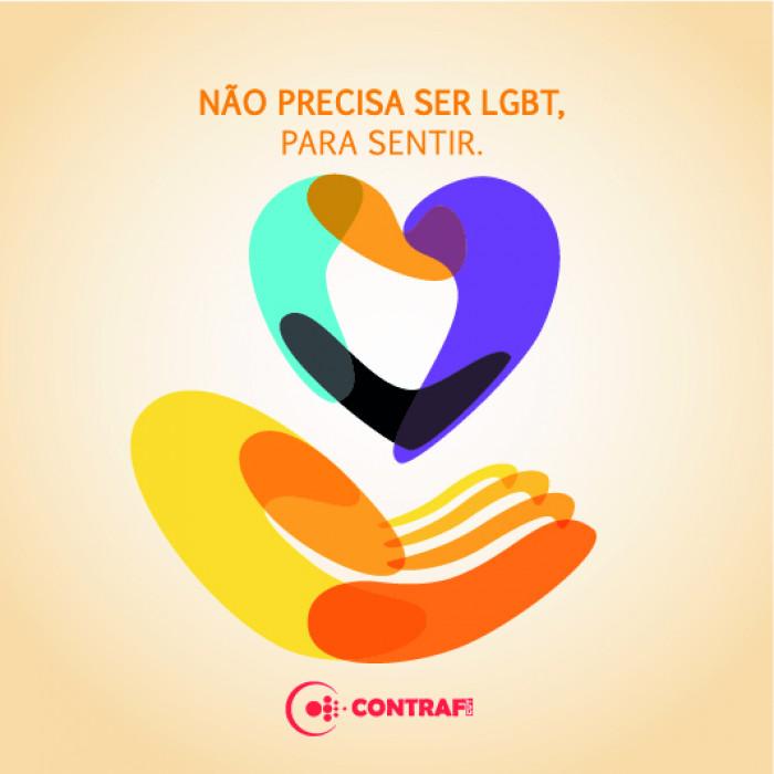 Imagem:Dia Internacional do Orgulho LGBT é celebrado nesta quinta (28)