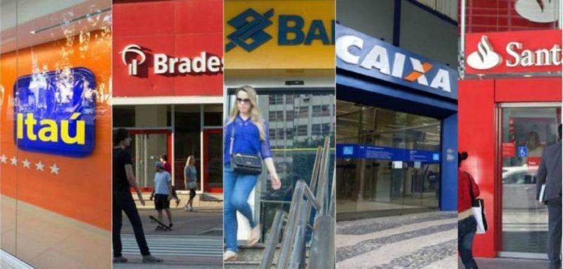 Imagem:Apesar de ser o setor mais lucrativo do país, bancos reduzem crédito e empregos