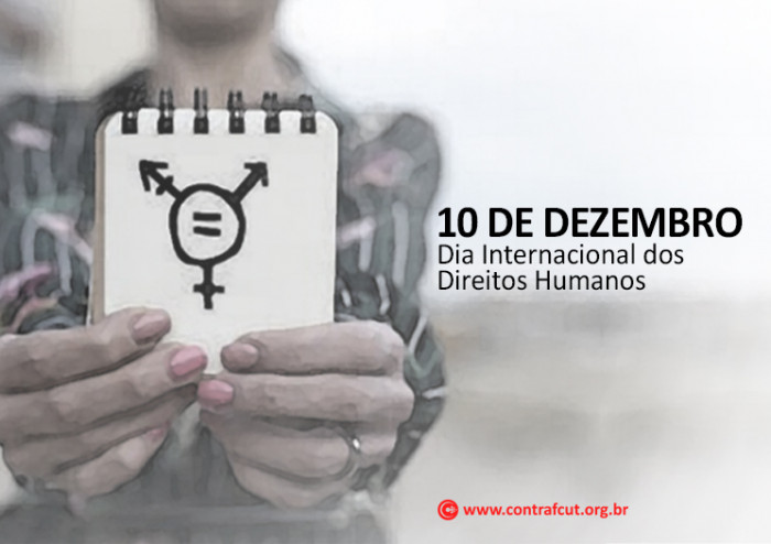 Imagem:Declaração Universal dos Direitos Humanos completa 70 anos