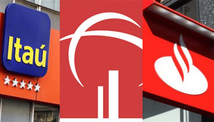 Imagem:Itaú, Bradesco e Santander pagam R$ 37 bi para acionistas
