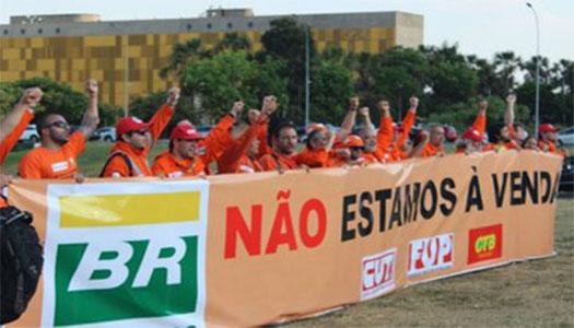 Imagem:Petroleiros conseguem liminares contra MP que 'asfixia' sindicatos