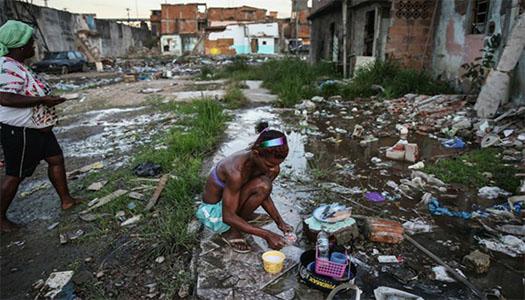 Imagem:Pobreza no Brasil dispara e atinge mais de 43 milhões de pessoas