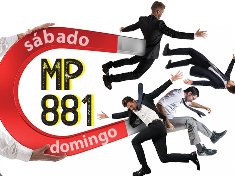 Imagem:MP 881: uma reforma trabalhista disfarçada