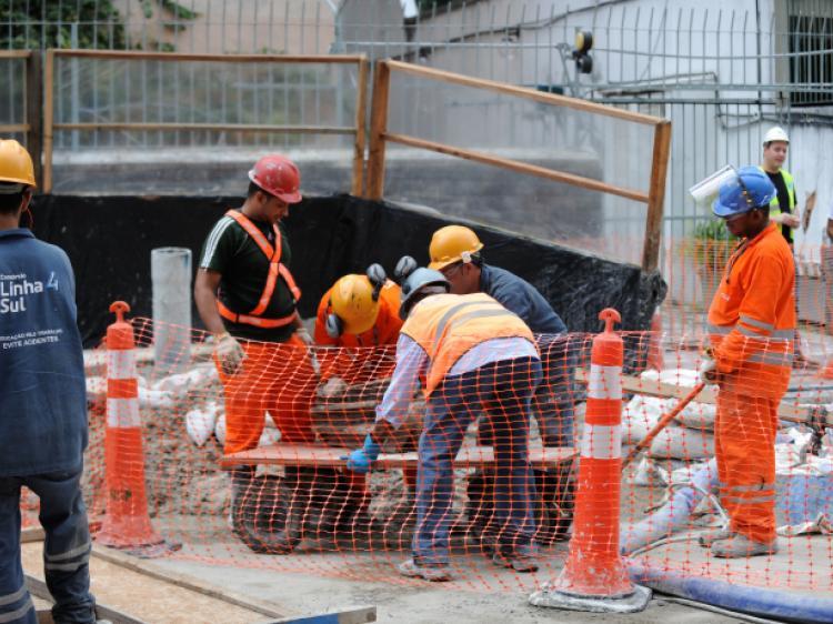 Imagem:Trabalhadores brasileiros são um dos mais desprotegidos do mundo