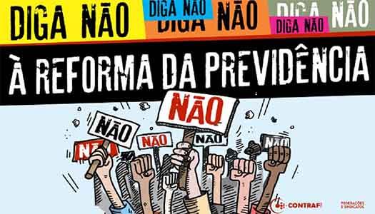 Imagem:Relatório da Reforma da Previdência apresentado no Senado mantém privilegiados