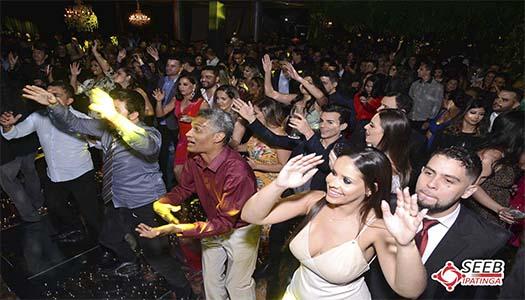 Imagem:Baile dos Bancários confirma sucesso e tradição em mais uma edição