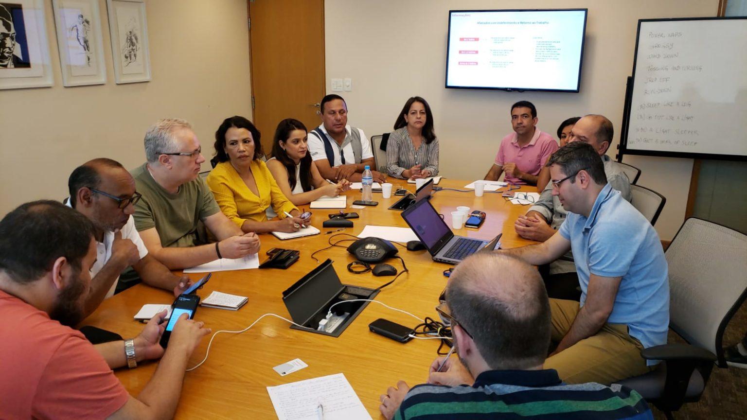 Imagem:GT de Saúde do Itaú conquista avanços