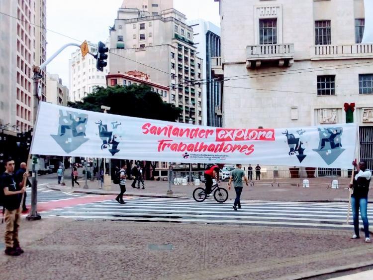 Imagem:Santander é campeão de reclamações ao BC