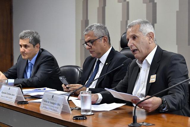 Imagem:Contraf-CUT participa de audiência pública da Comissão Mista sobre MP 905