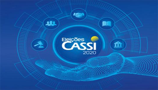 Imagem:Eleições da Cassi começam no dia 16 de março
