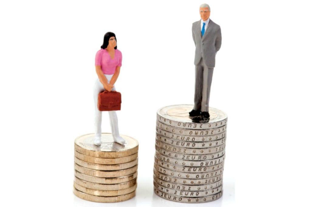 Imagem:Estudo revela que desigualdade salarial entre homens e mulheres permanece
