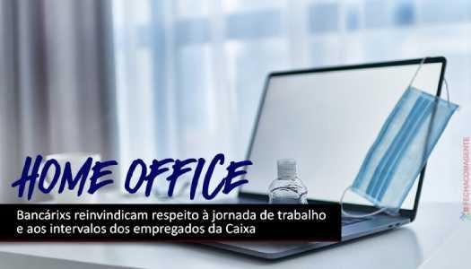 Imagem:Contraf-CUT reivindica que respeito à jornada de trabalho e aos intervalos dos empregados da Caixa