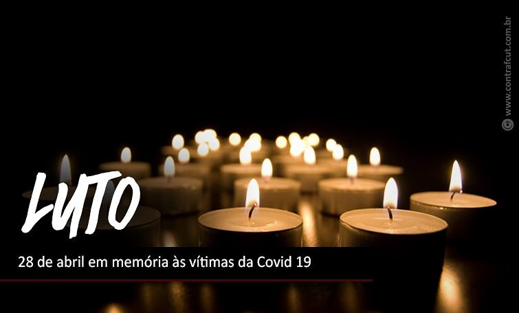 Imagem:Mundo celebra o Dia Mundial de Segurança e Saúde no Trabalho em meio à pandemia do Coronavírus
