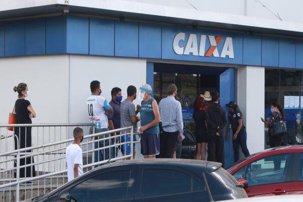 Imagem:Covid-19: mais oito agências da Caixa são fechadas e Sergipe confirma bancários contaminados
