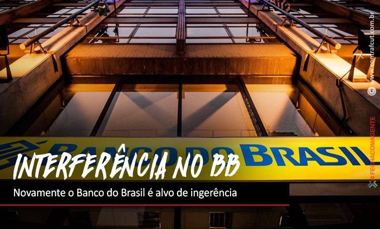 Imagem:Contraf-CUT critica nova ingerência no Banco do Brasil