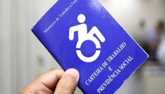 Imagem:Lei aprovada proíbe demissão dos trabalhadores com deficiência