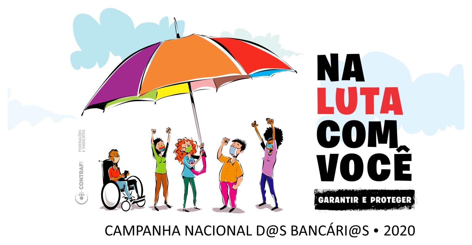 Imagem:Contraf-CUT cobra reabertura da Campanha Nacional dos Financiários