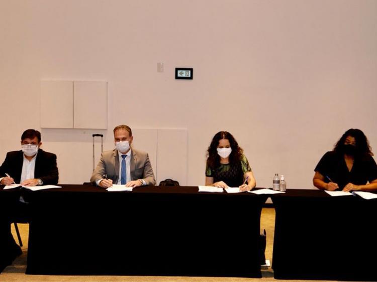 Imagem:Acordo assinado: direitos do ACT garantidos e Saúde Caixa Para Todos