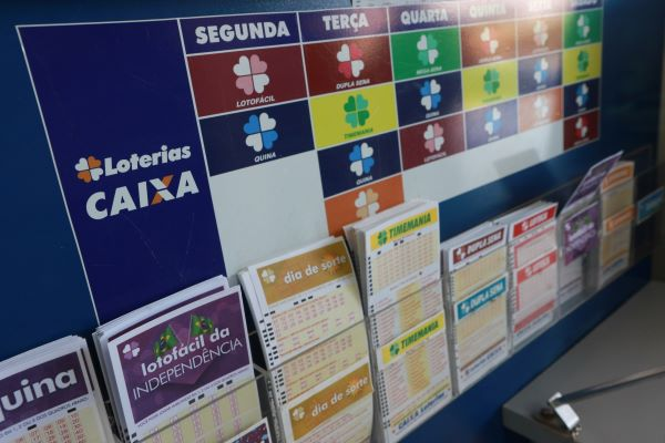 Imagem:Super Sete, nova aposta das Loterias, deve aumentar o valor arrecadado para programas sociais
