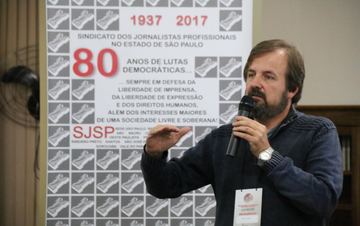Imagem:Ex-presidentes do Sindicato dos Jornalistas condenam prática 'nefasta' da Editora Abril