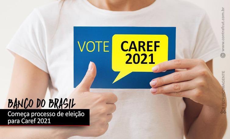Imagem:BB inicia processo eleitoral para Caref 2021