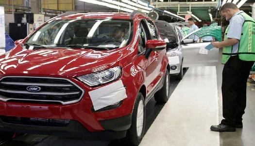 Imagem:Demissões na Ford podem atingir até 120 mil postos de trabalho, estima Dieese