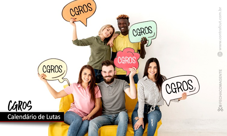 Imagem:CGROS define agenda de ações para 2021