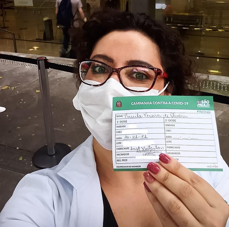 Imagem:Fui vacinado. Ainda posso me infectar e transmitir o coronavírus?