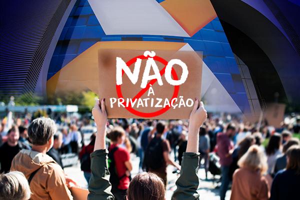 Imagem:Nova pesquisa revela que brasileiros continuam contrários à privatização da Caixa