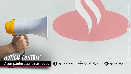 Imagem:Santander assina acordo de teletrabalho na Espanha, mas recusa-se a negociar no Brasil