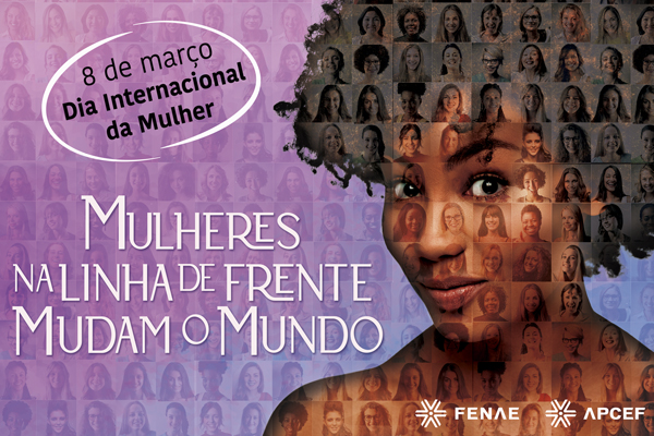 Imagem:Dia Internacional da Mulher: a data é de luta contra as desigualdades