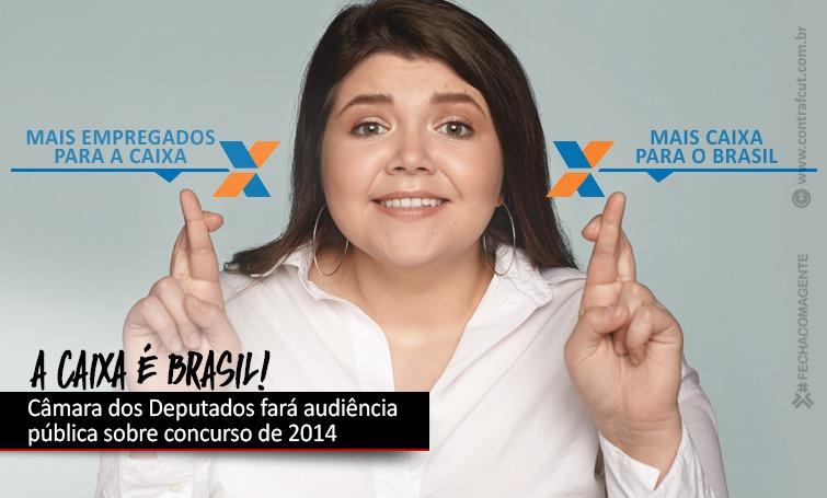 Imagem:Deputados debatem sobre situação de concursados de 2014 da Caixa