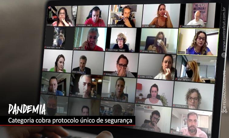 Imagem:Fenaban apresentará proposta de protocolo mínimo de segurança contra a pandemia