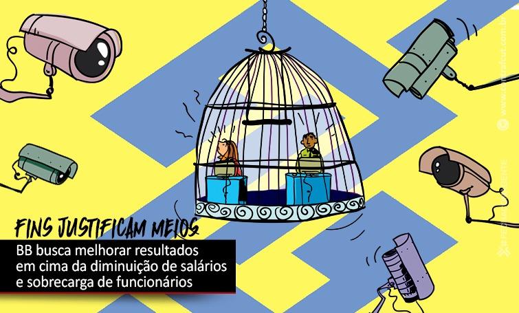 """Imagem:BB """"reestrutura a reestruturação"""""""